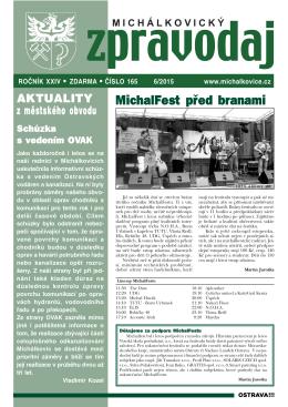 MichalFest před branami - Michálkovice