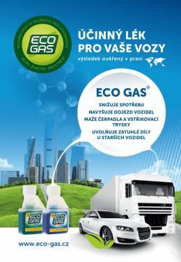 EcoGas leták – PDF
