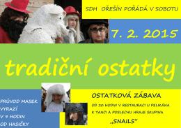 OSTATKOVÁ ZÁBAVA - Brno