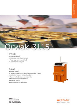Orwak 3115