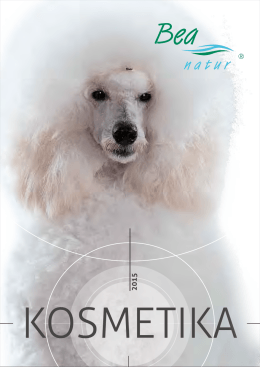 Nový katalog kosmetiky BEA natur