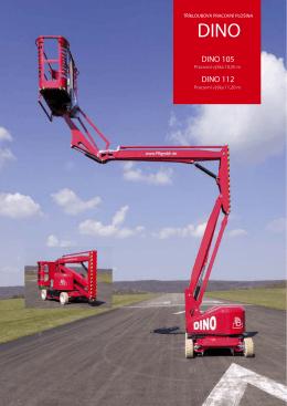 DINO 105 DINO 112