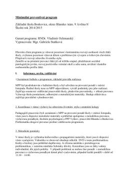 formát pdf - Základní škola Boskovice