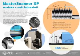 MasterScanner XP