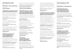 program - Severočeské muzeum v Liberci