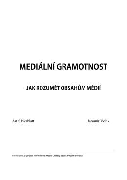 Art Silverblatt Jaromír Volek
