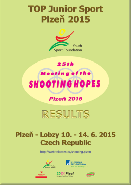 25th Meeting of the Shooting Hopes 2015