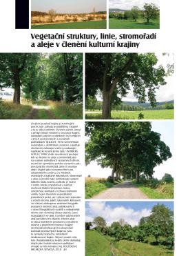 """Utváření prostředí krajiny je kontinuální proces, kde """"příroda je"""