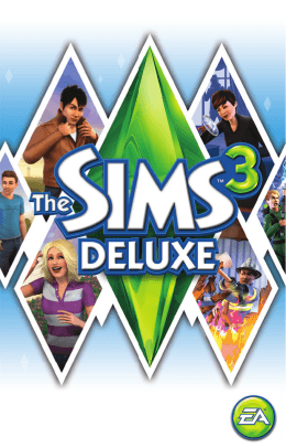 the-sims-3-deluxe-manual