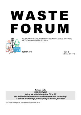 Fast biowaste aerobic fermentation using EWA technology in