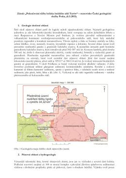"""Záměr """"Pokračování těžby ložiska hnědého uhlí Turów"""