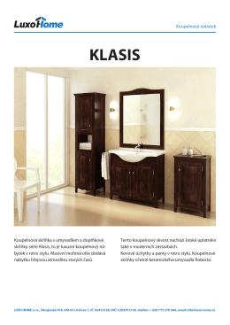 KLASIS - Luxo Koupelny
