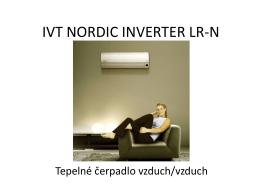 IVT NORDIC INVERTER