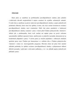 Abstrakt - Úřad průmyslového vlastnictví