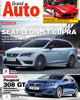 seat leoN st CupRa - GRAND PRINC MEDIA, as