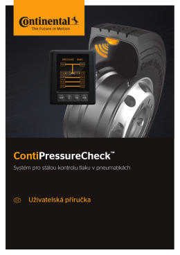 ContiPressureCheck™