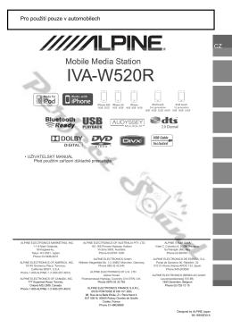 IVA-W520R - Web