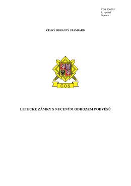 1 Nadpis kapitoly - Ministerstvo obrany