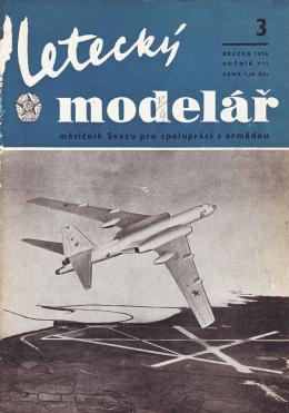 Letecky Modelar 1956-03 - waffen