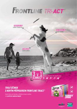 FRONTLINE TRI-ACT Brožura