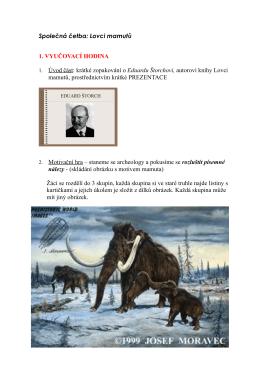 Lovci mamutů