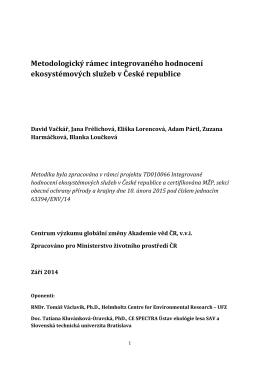 ES-metodika-2014 - Ekosystémové služby