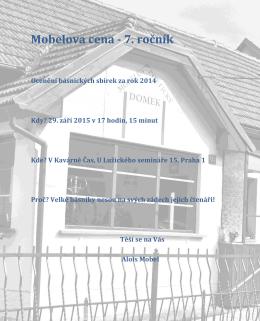 Mobelova cena - 7. ročník