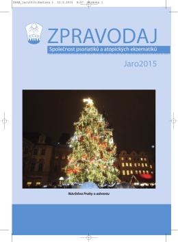 Jaro 2015 - Česká Akademie dermatovenerologie