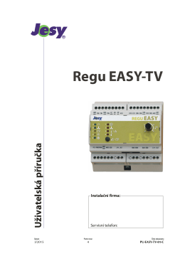 Regu EASY-TV
