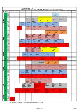 Zimní tr.plán 2016