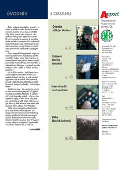 Elektronické číslo Areportu 7/2005 ve formátu PDF