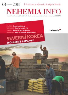 Formát  - Nadační fond Nehemia