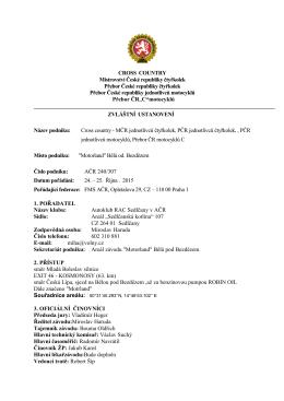 ZU MČR CC Bělá p. B. 24.