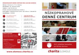 NDC - Charita Olomouc