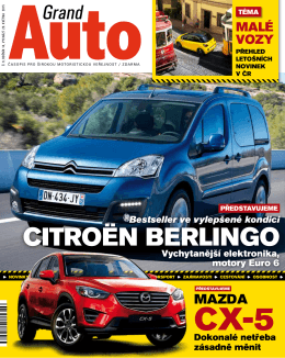 CiTRoËn BERlingo - GRAND PRINC MEDIA, as