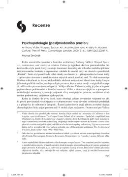 Plný text v PDF - Sociální studia