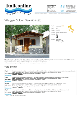 Villaggio Golden Sea