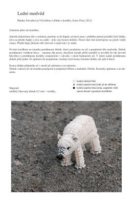 Lední medvěd - Blanka Trávníková