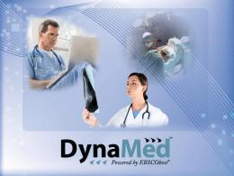 DynaMed = EBM v praxi