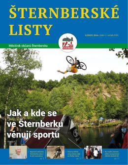Leden - MAS Šternbersko