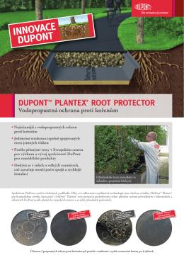 Documentace Plantex® RootProtector