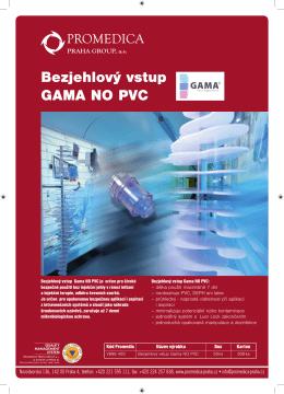 Gama Bezjehlov vstup.indd - PROMEDICA PRAHA GROUP