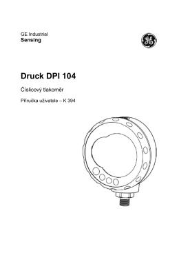 DPI 104 katalogový list