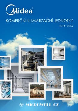 Katalog klimatizačních jednotek MIDEA 2014/2015 - LG