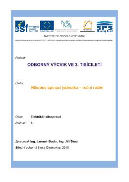 ESII-16 Nikobus spinaci jednotka
