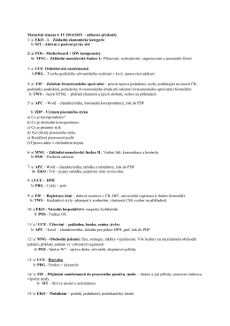 18-20-M/01 Informační technologie