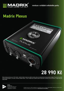 28 990 Kč - www.madrix.cz
