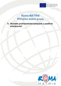 Roma MATRIX Příručka dobré praxe