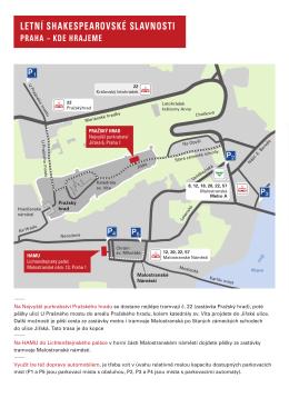 mapa 2015 04 27 – katedrála.ai - Letní shakespearovské slavnosti