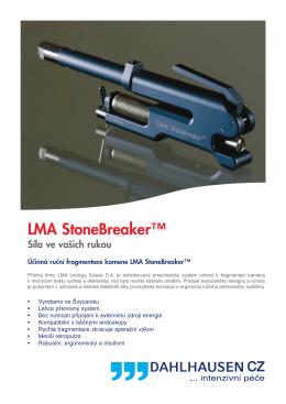 LMA StoneBreaker™